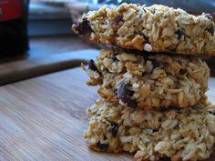 Apple Coconut Chocolate Chip Cookies (gluten free, sugar free) recipe
