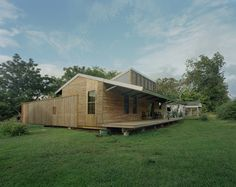 Rose Lee House / Auburn University Rural Studio © Timothy Hursley
