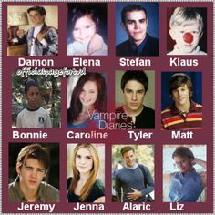 TVD Cast / Younger- It totally just clicked that  Alaric is Warner from Legally Blonde. WTF