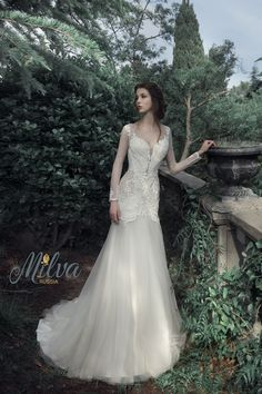 Isabelle Wedding Dress by BELFASO in Charmé Gaby Bridal Gown boutique in Tampa Bay $1400.00