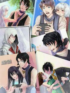Por isso que eu amo o Armin
