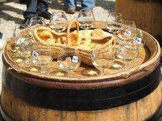 Dégustation de vin et apéritif - Journée Découverte au Domaine Chapelle #GourmetOdyssey