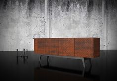 Industrial Sideboard--Designed By: LE