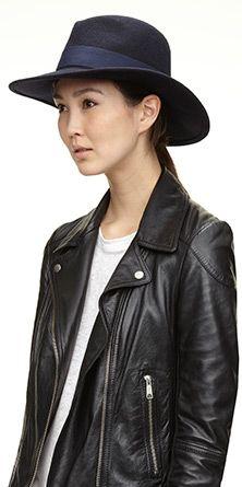Fedora Felt Hat.