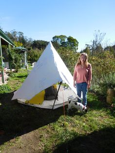 Tyvek Tent Designs: Ultra Light Hiking, Ultralight  Backpacking.                                                                                                                                                                                 More