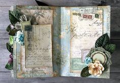 For an altered book