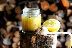 LAS SALSAS DE LA VIDA: Vinagreta de ajo y limón