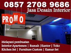 Apartment Interior Design, Kitchen Interior, Interior And Exterior, Kitchen Design, Jakarta, Type 45, Fisher Price, Restaurant Interior Design, Hotel Interiors