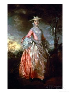 Mary, Countess of Howe by Thomas Gainsborough, 1763