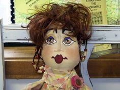 funky doll