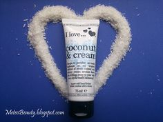 Meteo Beauty: I Love...Coconut Hand Lotion Review, Photos