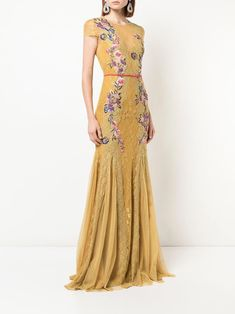 Check out Marchesa Notte with over 1 items in stock. Shop Marchesa Notte floral embroidered gown today with fast Australia delivery and free returns. Marchesa, Stylish Dresses, Fashion Dresses, Maxi Dresses, Bhldn Dresses, Floral Dresses, Long Dresses, Pretty Dresses, Beautiful Dresses
