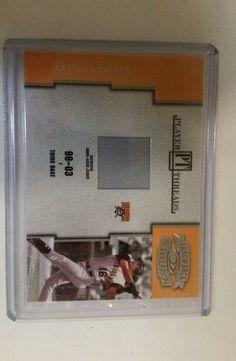 Aramis Ramirez 2004 Donruss Throwback Threads game used jersey baseball card...   Sports Mem, Cards & Fan Shop, Sports Trading Cards, Baseball Cards   eBay!