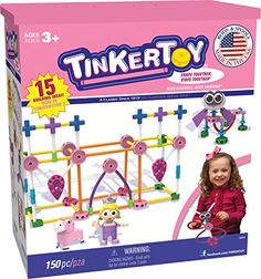 Tinkertoy Pink Building Set Tinkertoy http://www.amazon.com/dp/B009IX2GTS/ref=cm_sw_r_pi_dp_bwLwub1TJ4GAY