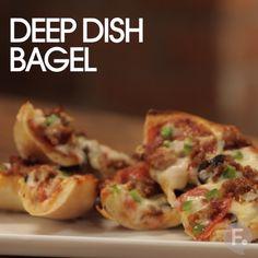 Deep Dish Bagel