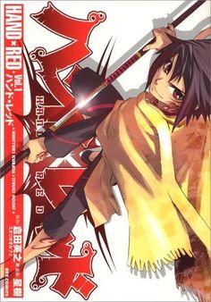 Hand x Red /// Genres: Action, Adventure, Fantasy, Shounen, Supernatural