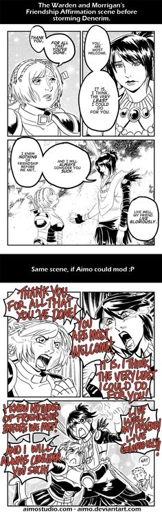 DA - Nakama by aimo.deviantart.com this scene breaks my heart...even without the crying and whatnot.