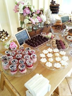Incredible dessert bar created and styled by Adelaide's, El Limon Events.