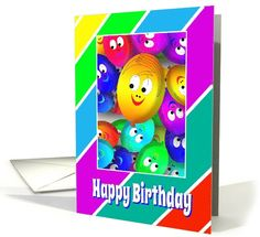Birthday King Queen Washer Dryer Card By Baloo - Childrens birthday cards for the queen