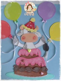 Birthday Chart For Preschool, Birthday Chart Classroom, Birthday Charts, Classroom Decor, Farm Birthday, Birthday Board, Happy Birthday, Foam Crafts, Crafts To Make