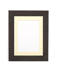 "Black Shabby Chic Rustic/ Wood Grain Picture /Photo frame with Ivory mount- With a High Clarity Styrene Shatterproof Perspex Sheet- 7""x 5 ""for 5""x3.5""pictures Frame Company http://www.amazon.co.uk/dp/B015T18DNU/ref=cm_sw_r_pi_dp_ef3Ywb02XG207"