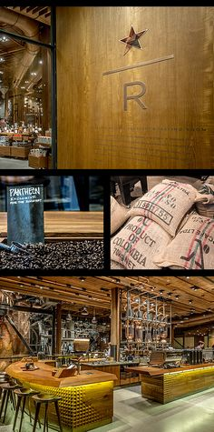 I want to go to there (Starbucks Reserve Roastery & Tasting Room, Seattle, WA)