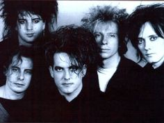 The Cure:: One of my favorites!