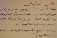 Sultan Alparslan...
