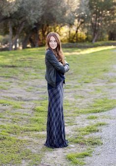 Jill Douglas leather skirt - YouTube | Leather Skirts | Pinterest ...