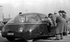 Pillbug built in 1939 by Schlorwagen in Germany
