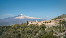 Where to Go in Sicily: 6 Reasons Why the Island Should Be Your Next Italian Holiday Destination | Vogue Atlantis, Palazzo, Sicily Hotels, Architecture Baroque, Ancient Greek Theatre, Sicily Travel, Richard Long, Italian Garden, Plunge Pool