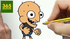 COMO DIBUJAR SUMO DE CLARENCE  PASO A PASO - Dibujos faciles - How to dr...