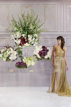 WedLuxe– Anna Karenina   Photography by: Hong Photography Studio Follow @WedLuxe for more wedding inspiration!