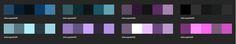 fase 2 kleurpalet teleurgesteld