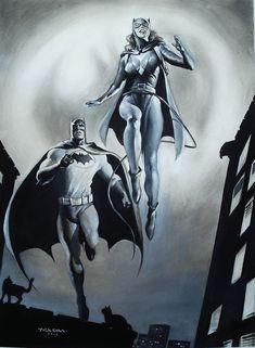 """comicbookwomen:  """" Mark Texeira  (X)  """""""