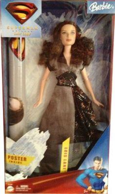 Barbie: Superman Comics   Lois Lane Doll. #Barbie: #Superman #Comics #Lois #Lane #Doll