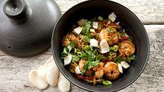 Shrimp Noodles | VTM Koken - Piet Huysentruyt