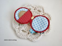 chick chick sewing: macaron zipper pouch : I've been making all things zakka 雑貨いろいろ作ってます♪