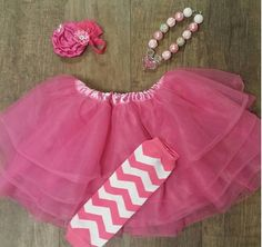 Hey, I found this really awesome Etsy listing at https://www.etsy.com/listing/263912490/pink-tutu-set-w-legwarmers-necklace-and