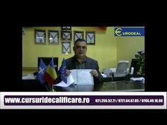 Curs Inspector Resurse Umane Bucuresti  Centrul de Formare Profesionala EURODEAL Tv, Television Set, Television