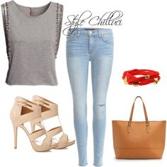 """""""Shopping Set"""" by chilluci on Polyvore"""