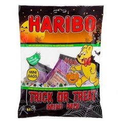 Trick or Treat! This Halloween we have a great range of Trick or Treat sweets for children and adults alike, and all at amazing value. Find the full selection in your local store today. Halloween Trick Or Treat, Halloween Treats, Halloween Decorations, Halloween 2013, Halloween Items, Haribo Sweets, Pokemon, Halloween Celebration, Mini Bag