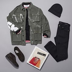 Whether you're dressing for work or play, Barneys New York expert buyers have the men's fall fashion style tips and shopping list covered.