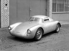 Porsche 550 Coupe Le Mans '1953