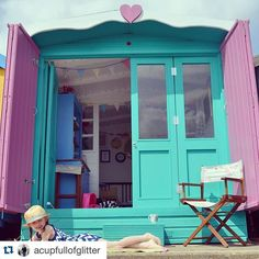 I think Isla may have been feeling left out with all the attention Millie has been getting... Lucky she's had the amazing @acupfullofglitter visiting today.  If you haven't followed her... I'm not sure why! Gorgeous feed and blog - go look! #Repost @acupf  Millie's Beach Huts - Beach Huts for Hire in Essex Feeling Left Out, Beach Huts, Indoor, Amazing, Instagram Posts, Blog, Interior, Beach Cottages, Blogging