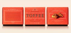 Mrs. Weinstein's packaging - Toffee. Awesome use of patterns and colors. Focus on what the product is with the brand being secondary.