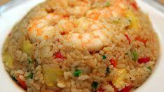 Shrimp Fried Rice - Thai Recipe