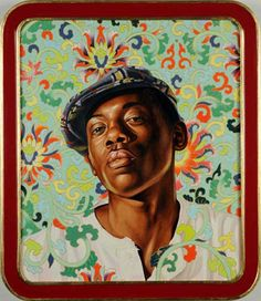 kehinde wiley painter painting urban Renaissance