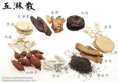 Five Ingredient Powder for Painful Urinary Dysfunction - Wu Lin San: This herbal…