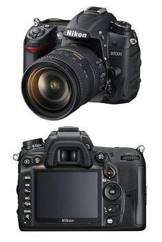 Für gestochen scharfe Erinnerungen - Nikon D7000 Kit 18-105mm #Foto #Nikon